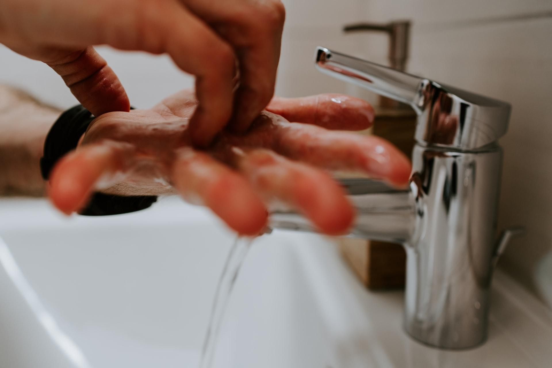 Coronavirus wash your hands