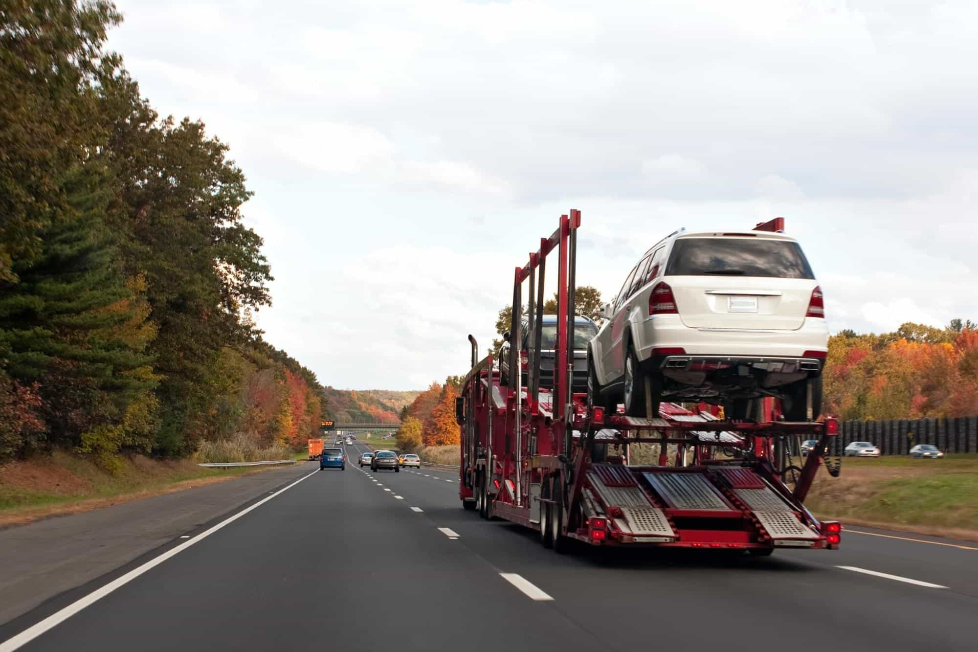 Cheapest car shipping door-to-door