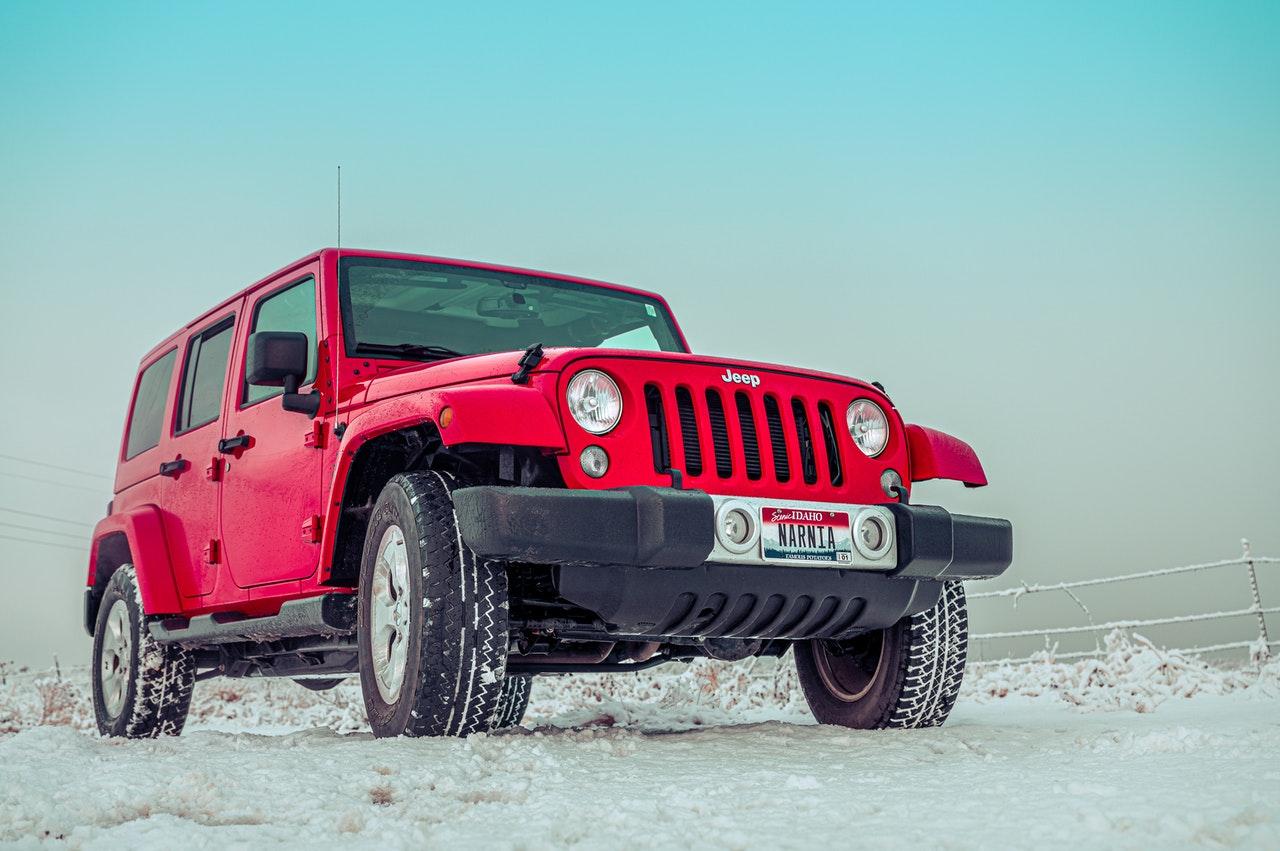 Prepare car for car shipping in winter